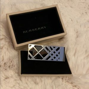 Burberry Money Clip